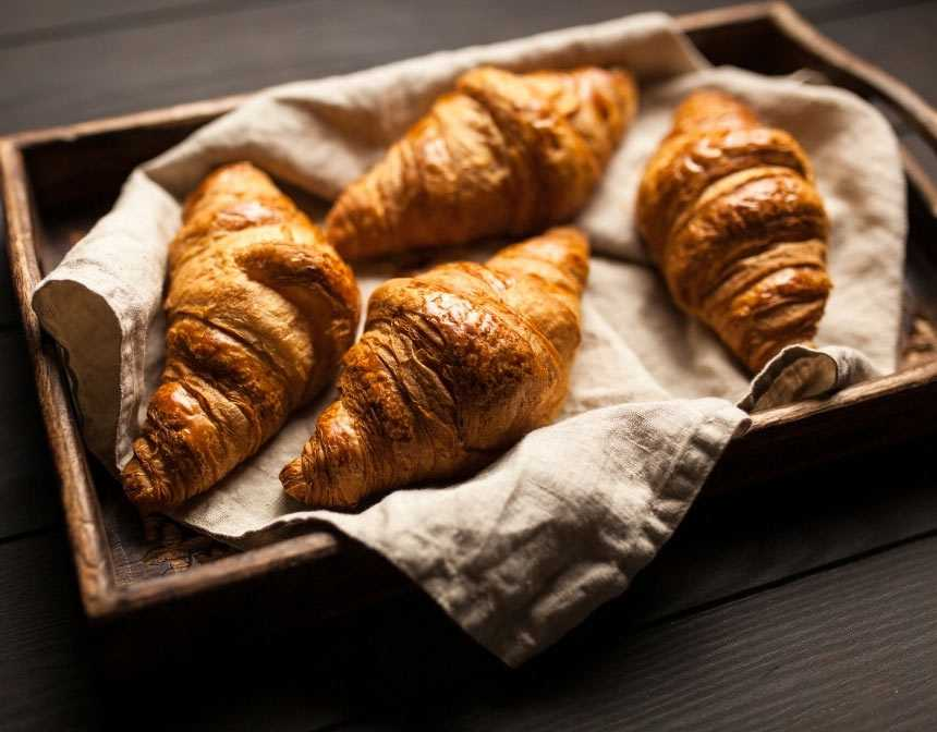 The Best Croissants in The World