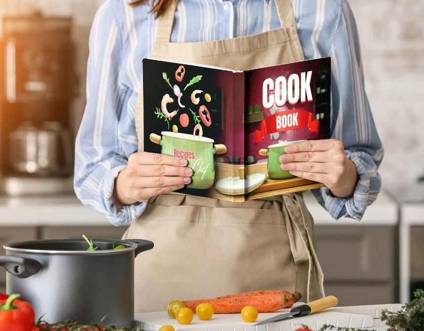 En İyi Hava Fritözü Yemek Kitapları
