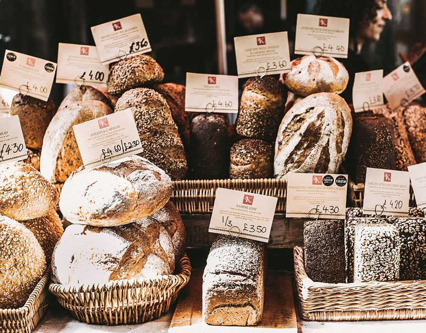 5 Famous Bread Types Around the World