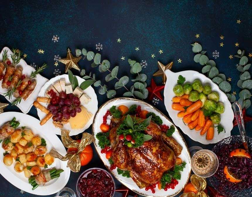 Most Delicious Christmas Dinner Ideas