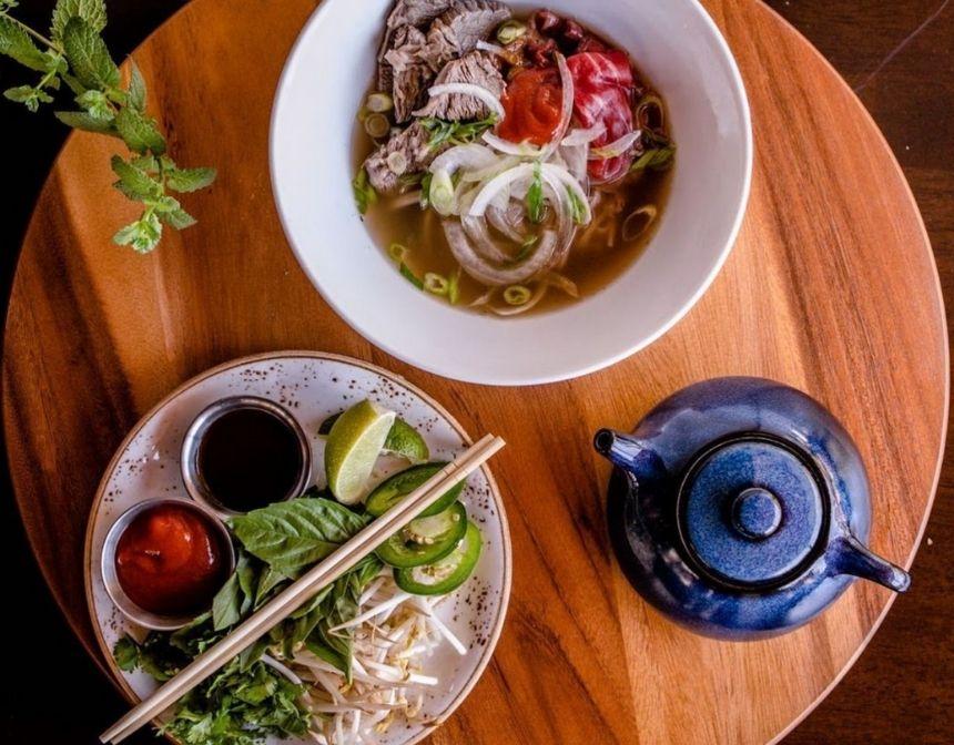 Restaurante tailandés Doi Moi