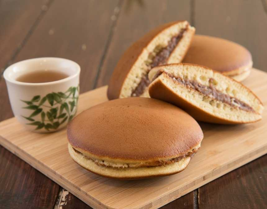 Homemade Dorayaki Pancakes Recipe