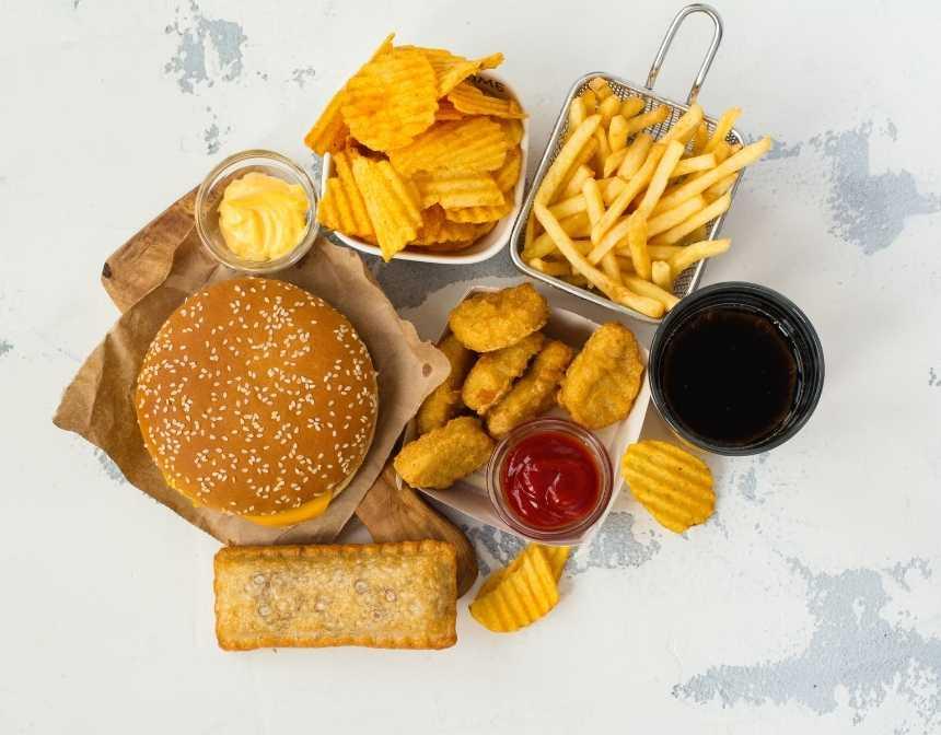 Fast Food'un Ardındaki Sır