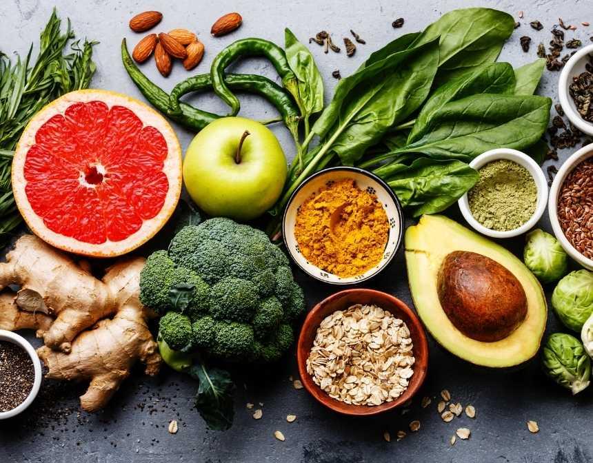 En İyi Sağlıklı Kış Meyve ve Sebzeleri