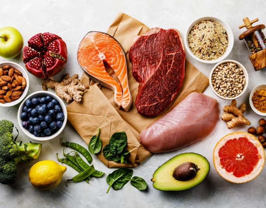Sağlıklı 50 Yiyecek