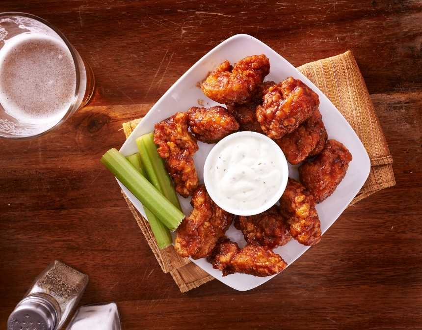 The Best Chicken Wings Restaurants