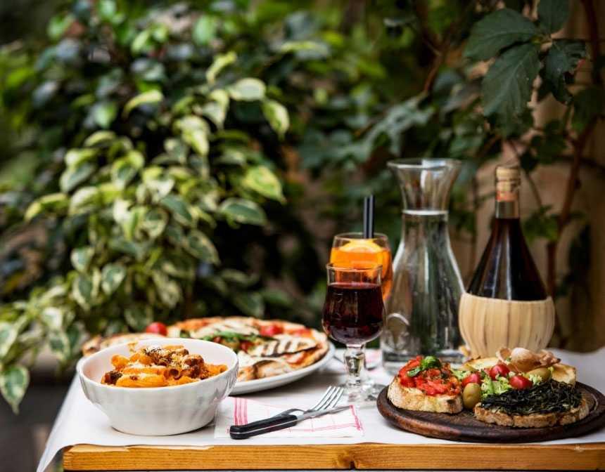 The Best Italian Restaurants