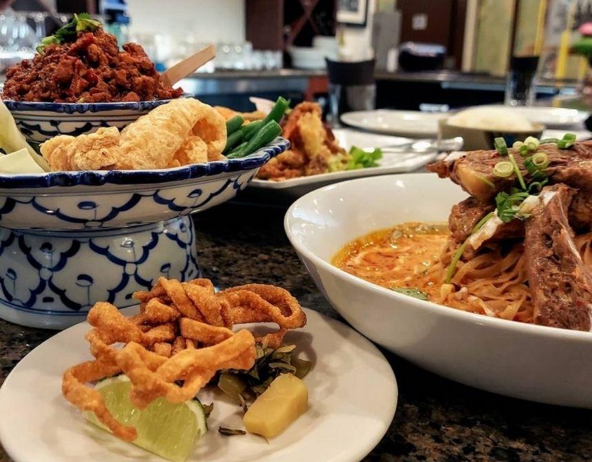 Restaurante Lotus of Siam