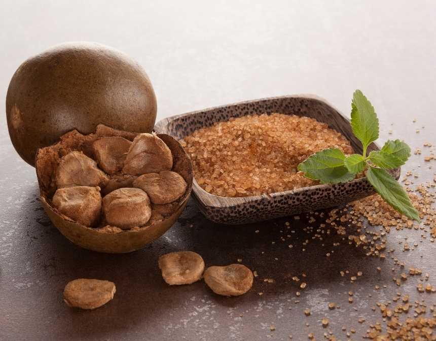 Monk Fruit Meyvesi