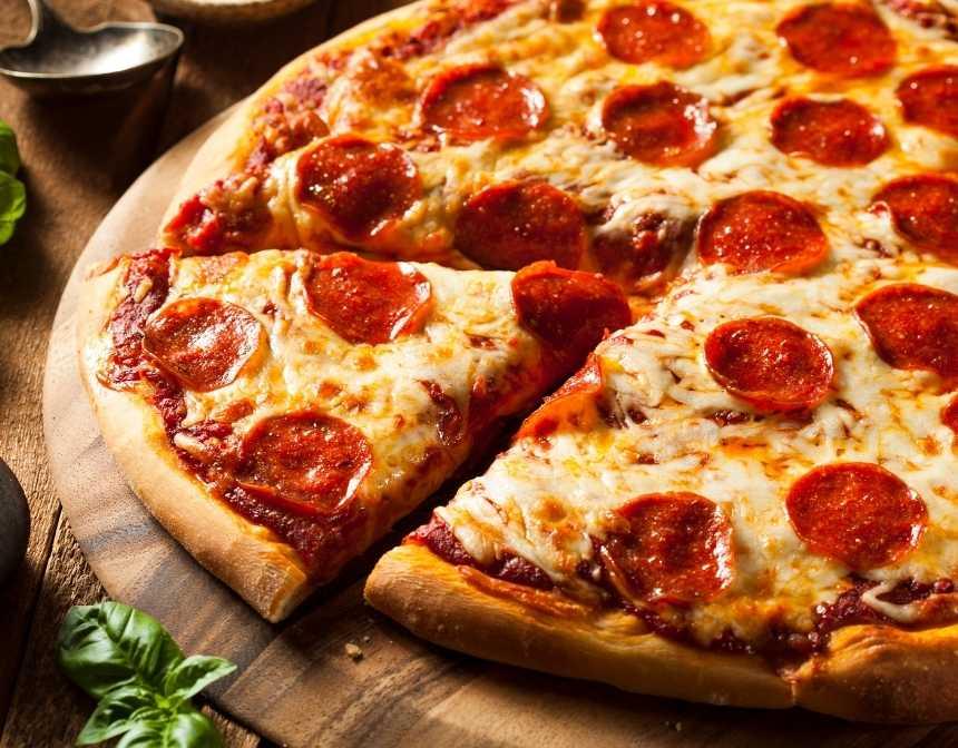 En İyi 5 Pizza Zinciri