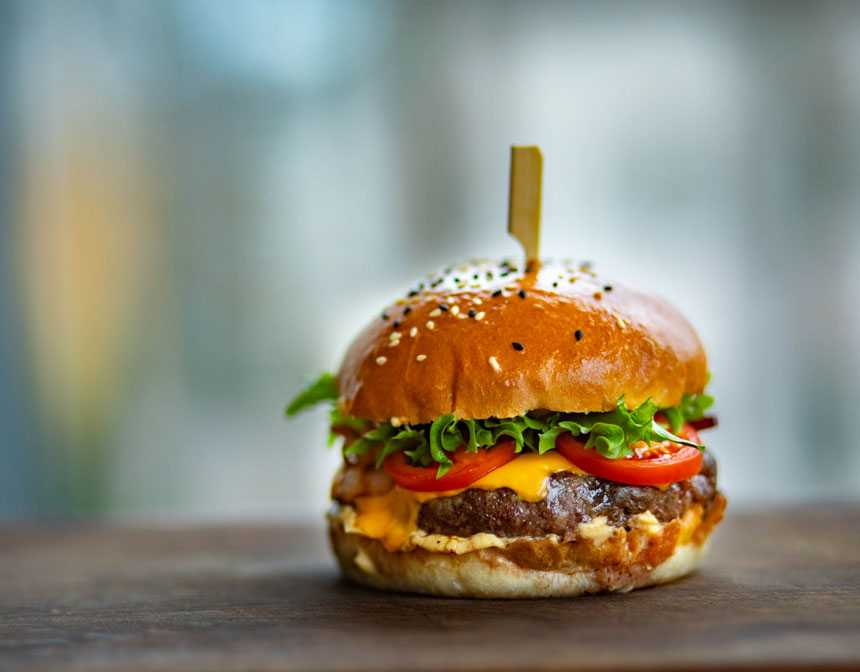 Top 5 Hamburgers of the World