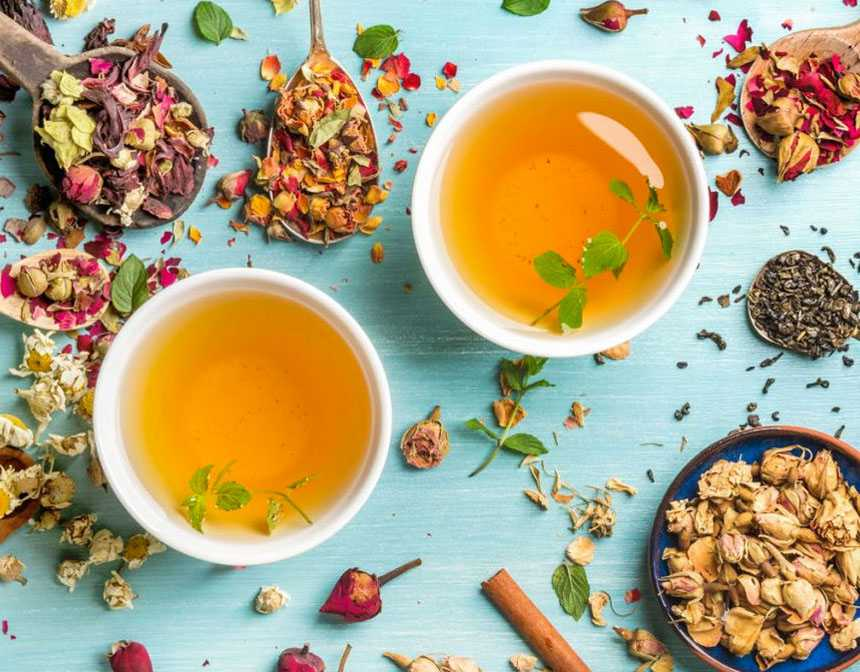 Herbal Teas The Miracle of Nature