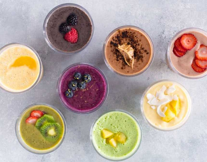 Healthy and Easy to Make Smoothies