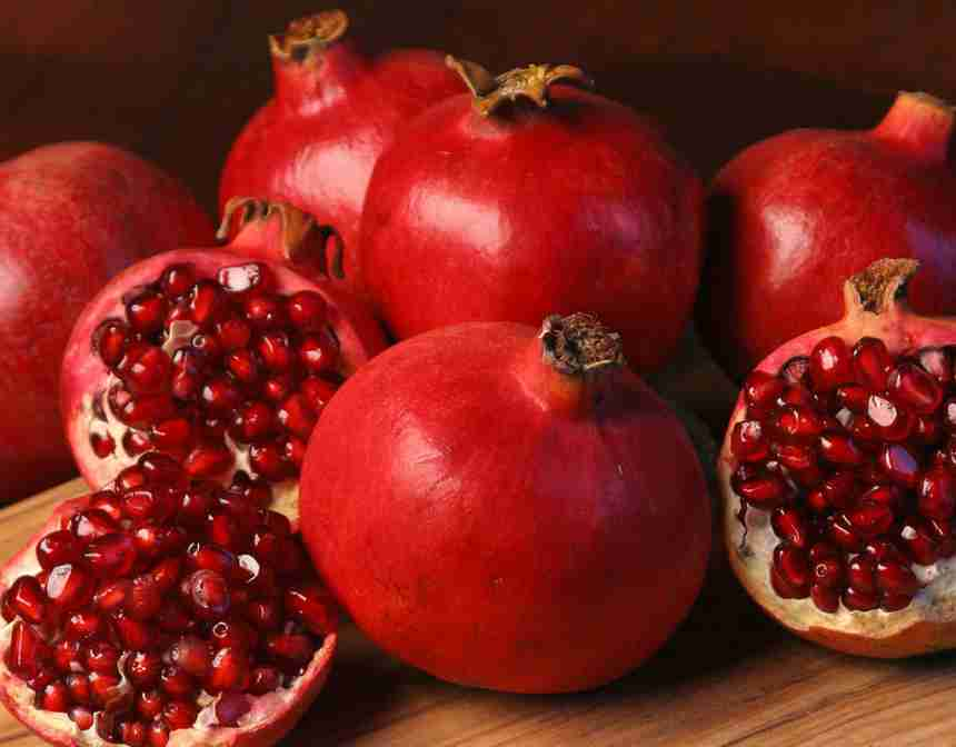 How to Eat Pomegranate?