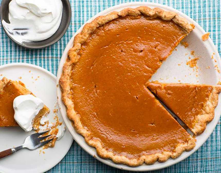 Libby S Pumpkin Pie Recipe