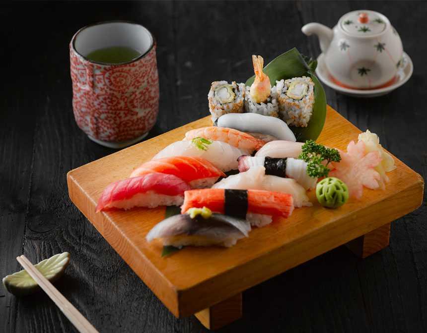 Best Sushi Restaurants in the World