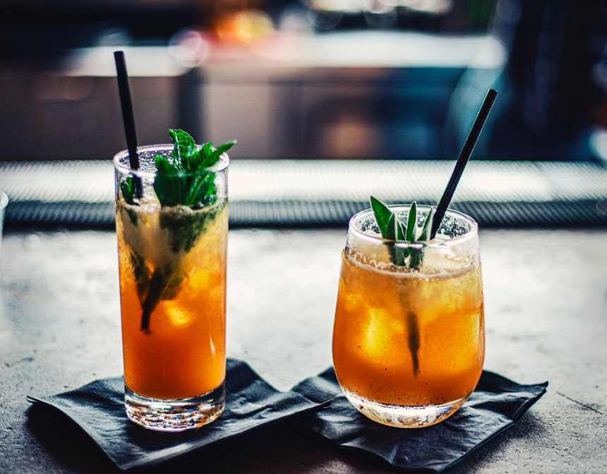 5 World Famous Traditional Cocktails