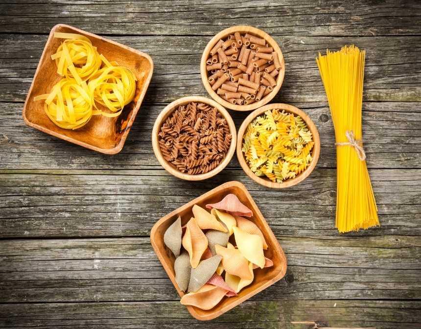 Types of Pastas