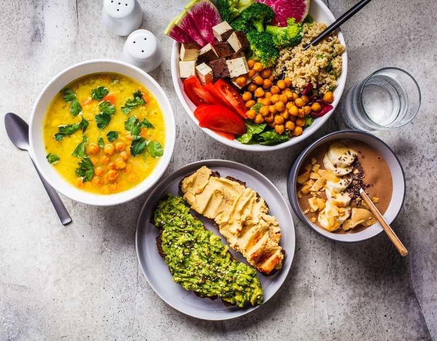 The Best Vegan Restaurants
